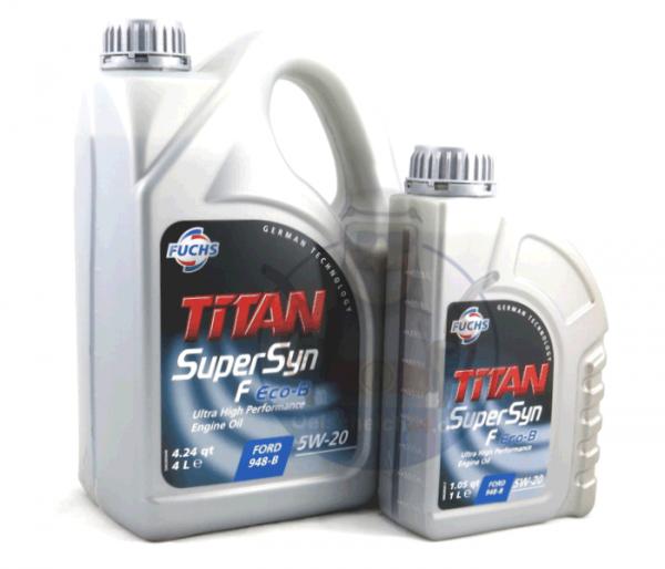 FORD Motoröl TITAN SUPERSYN F ECO-B SAE 5W-20