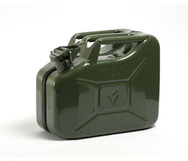Stahlblech-Benzinkanister, 10 Liter