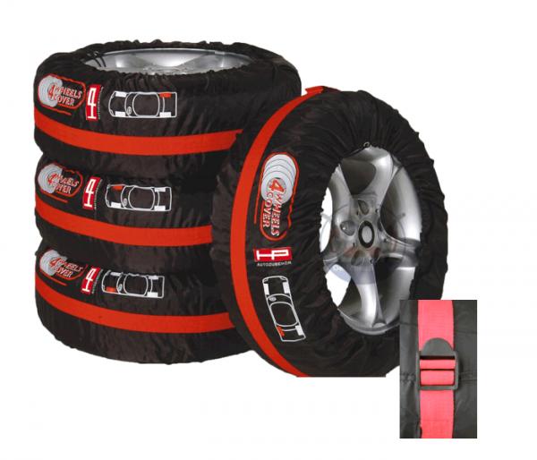 Reifenhüllen Set - 4 - Teilig