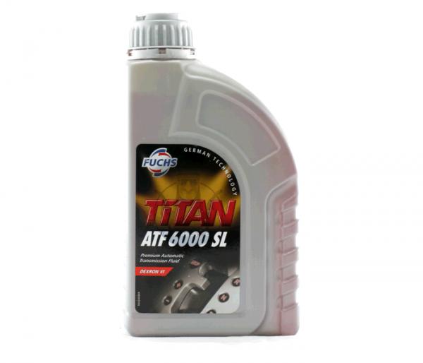 Automatikgetriebeöl FUCHS TITAN ATF 6000 SL