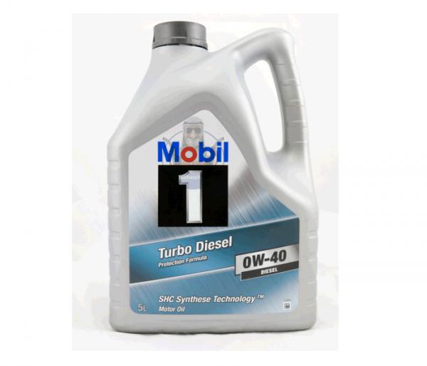 Mobil 1 Turbo Diesel SAE 0W-40
