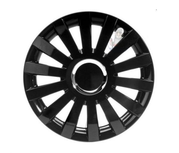 Radkappe-Radzierblende ALBRECHT SAIL BLACK PLUS bis 17 Zoll