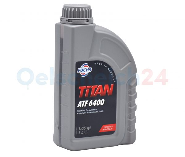 Automatikgetriebeöl FUCHS TITAN ATF 6400