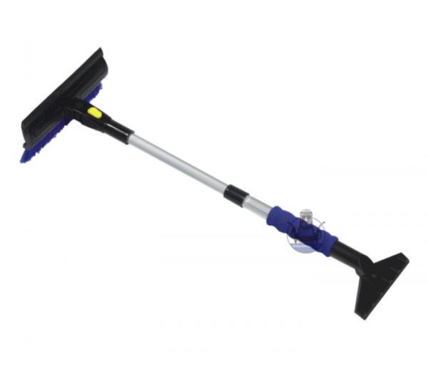 Schneebesen mit Teleskoprohr