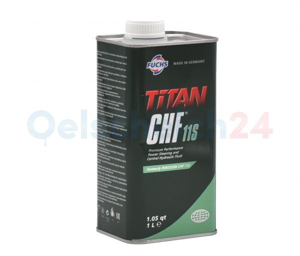 Zentralhydrauliköl TITAN CHF 11S