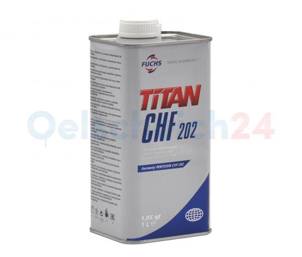 Zentralhydrauliköl, Servolenkungsöl TITAN CHF 202