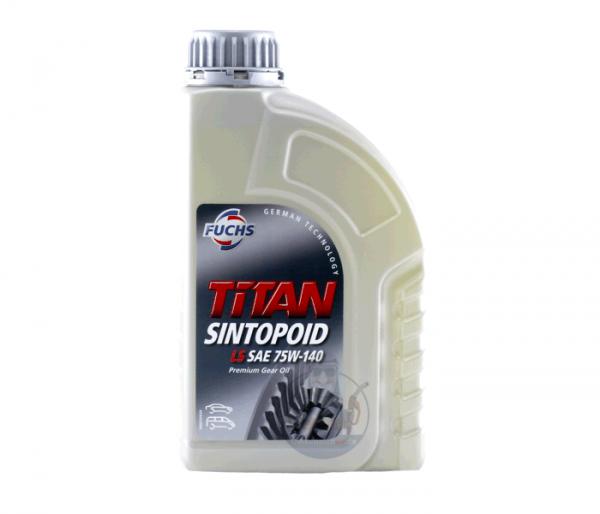 TITAN SINTOPOID LS SAE 75W-140
