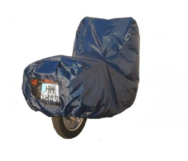 Motorradgarage-Rollergarage
