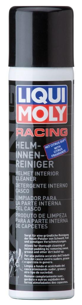 Helm Innen Reiniger Pflege für Helm, Bekleidung u Reifen Motorrad u Co Motoröl