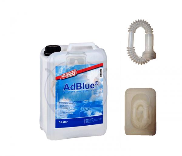 ADBlue Harnstofflösung für den Klimaschutz