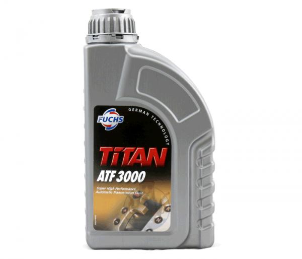 Automatikgetriebeöl TITAN ATF 3000