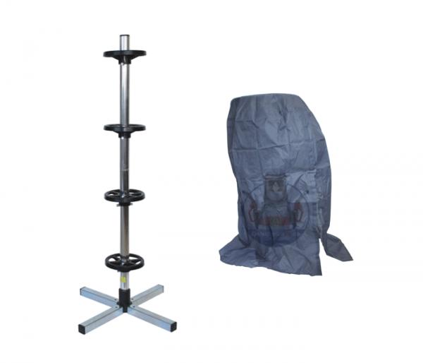 Felgenbau für Sommer & Winterräder bis 295 mm