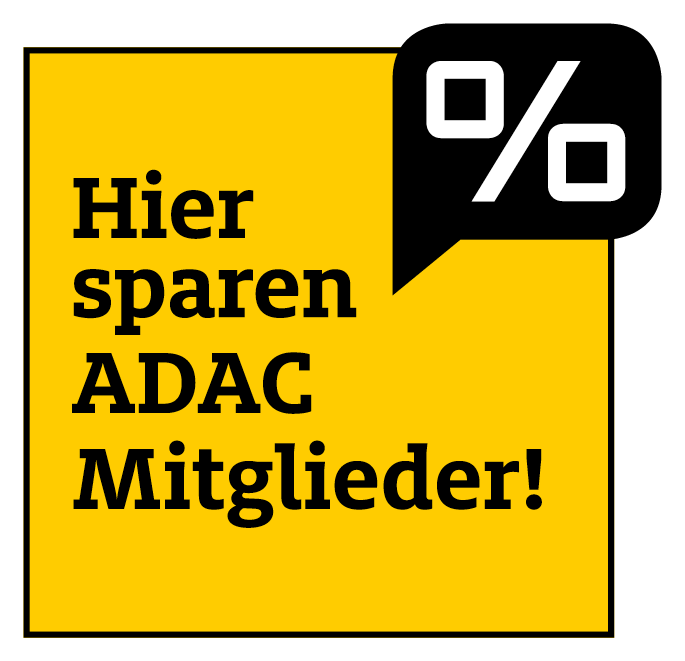 Hier sparen ADAC-Mitglieder