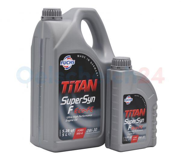 TITAN SUPERSYN F-FORD-ECO-FE SAE 0W-30