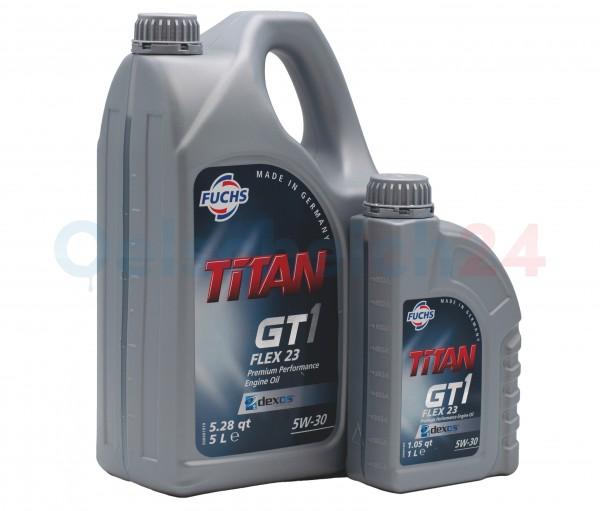 TITAN GT1 FLEX C23 SAE 5W-30