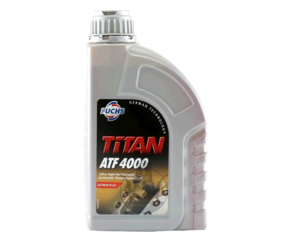 Automatikgetriebeöl FUCHS TITAN ATF 4000